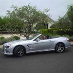 Great Mercedes Ride!