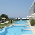 Foto van Jiva Beach Resort