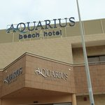Photo de Aquarius Beach Hotel