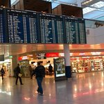 The nearby Munich International Airport