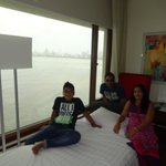 See Arabian Sea from rooms.....