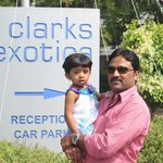 Clarks Exotica Resort & Spa Foto
