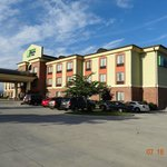 Foto van Holiday Inn Express Hotel & Suites Salem