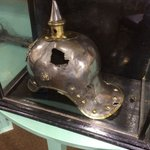 Pickelhaube German WW1 Helmet Cornwall's Regimental Museum Cornwall
