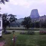 Foto de Devils Tower KOA