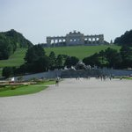 Photo de Schlosspark Schoenbrunn