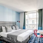CHAMBRE TWIN SUPERIEURE/SUPERIOR TWIN ROOM