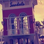 صورة فوتوغرافية لـ ‪Sandals Grande St. Lucian Spa & Beach Resort‬