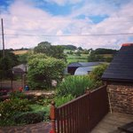 Foto de Usk Country Cottages at the Pentre Farm