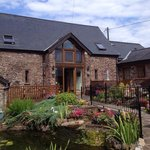 Usk Country Cottages at the Pentre Farmの写真