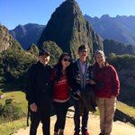 Machu Picchu, Peru….a dream come true