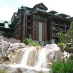 Bild från Disney's Wilderness Lodge