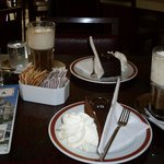 Cafe Sacher Vienna Foto