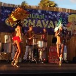Carnival Show at the Bahia