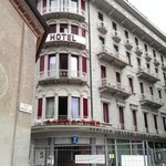 Hotel front