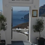 Entrance to Porta Fira Suites