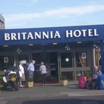Φωτογραφία: Britannia Hotel Newcastle Airport