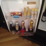 Finally. A well stocked mini bar