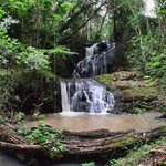 Karura River Waterfall