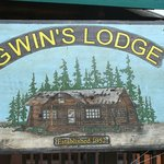 Foto de Gwin's Lodge and Restaurant