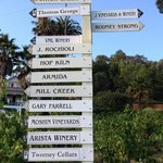 Nearby wineries