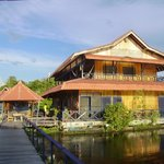 Foto de Pousada Uacari / Uakari Floating Jungle Lodge
