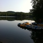 Foto de Old Forge Camping Resort