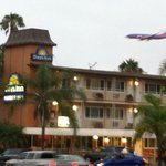 San Diego - Days Inn Harbor View / Airport / Convention Ctr resmi
