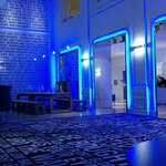 Lobby... It's Blu, and a Radisson, so ya know it's pretty good!