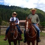 Foto van Red Horse Mountain Dude Ranch