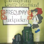 Arequipay Backpackers Downtown resmi