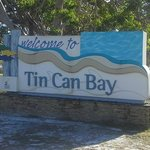 Foto van Tin Can Bay Motel