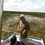 Foto de Airboat in Everglades - Private Tours