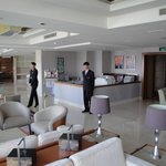 Executive Lounge and Observation Deck