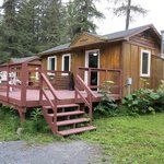 Bear Creek Cabins resmi