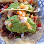 Burrito Surf.. Best tacos in Cabo!! 