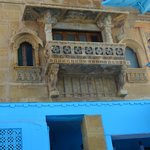 Foto de The Blue House Guest House Jodhpur