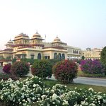 Фотография Taj Rambagh Palace