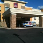 Photo de Comfort Suites Syracuse - Cicero