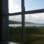 View from bedroom Scarista House