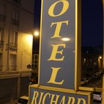 Photo de Hotel Richard