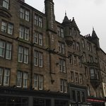 St. Christopher's Inn Edinburgh resmi