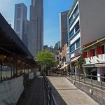 5footway.inn Project Boat Quay Foto
