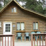 Foto van Salmon Creek Cabins