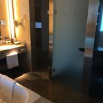 Executive floor bathroom
