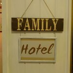 little family run hotel