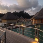 Bilde fra InterContinental Bora Bora Le Moana Resort