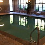 INDOOR POOL - UNUSUAL FOR HIE