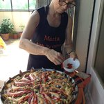 Foto de Marta's Private Paella Cooking Classes