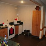 Amross Court, Family Room, Kitchenette